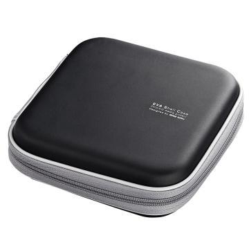 山業SANWA SUPPLY CD/DVD收納盒 36枚 抗震FCD-SH36BK 1個