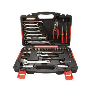 随车工具组套,力易得 63件套,E1221