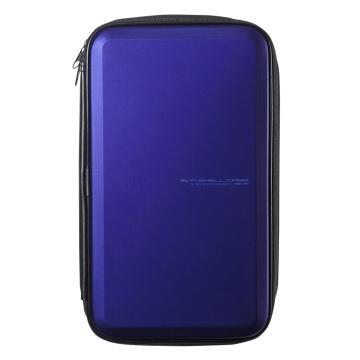 山業SANWA SUPPLY CD/DVD收納盒 56枚 抗震 藍光FCD-WLBD56BL 1個