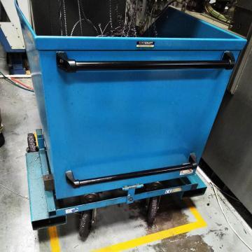 西域推荐 铁屑箱,铁质 现场测量,宽度1100MM深度1200MM 高度≤1100MM