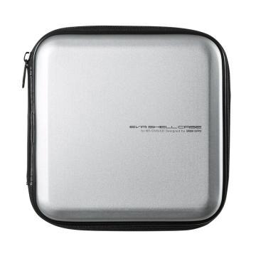 山業SANWA SUPPLY CD/DVD收納盒 24枚 抗震 藍光FCD-WLBD24S 1個