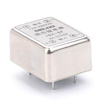 德力西 DELIXI JGX-5FA 5A固态继电器