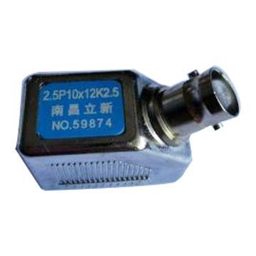 8113820江超立新 超声波探头,2.5P 10*12 K2.5