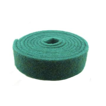 3M工業百潔布, 8698, 70mm*8米/卷 綠色
