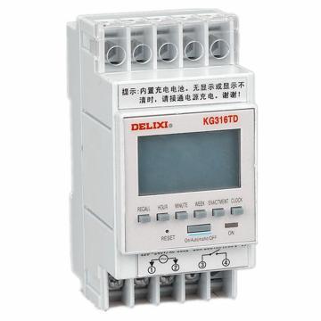 德力西 DELIXI KG316TD AC220V