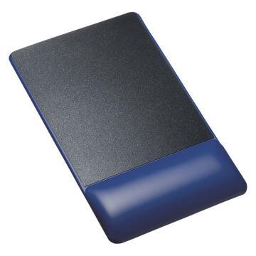 山業SANWA SUPPLY TPU人體工學鍵盤腕托TOK-GELPNLBL 1個
