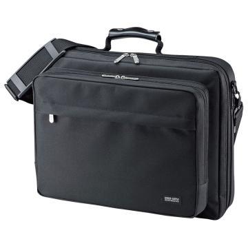 山業SANWA SUPPLY 商務電腦包 15.6英寸BAG-U54BK2 1個