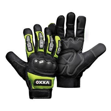 OXXA 防撞手套,51-620-9,手背TPR防撞保护
