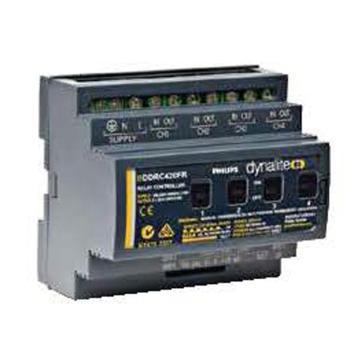 飞利浦 4x20A继电控制器(馈电连通),DDRC420FR(产品不含调试安装)