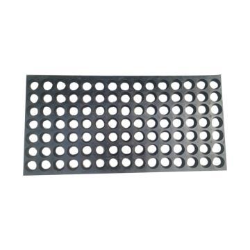 营丰机械抛丸机橡胶底漏板,Q376,227600001106