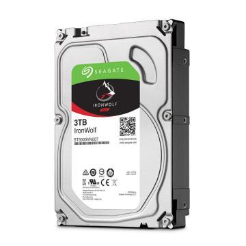 希捷酷狼硬盘,网络存储(NAS)硬盘 ST3000VN007 3TB SATA接口