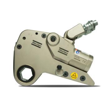 Atlas Copco 中孔液压扳手,六角对边46-105mm,1549Nm-11049Nm,RTX08+RL08