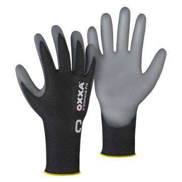 OXXA C级防割手套,51-775-8,15针Dyneema® Diamond材质 PU涂层