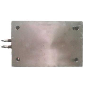 凯泰润 铸铝加热板,尺寸:200*125,四孔,孔间距:80mm,材料:铸铝