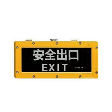 翰明光族 LED防爆应急出口灯,6W壁挂式安装,GNLC8220-CK,,单位:个