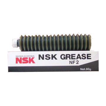 恩斯凱NSK 潤滑脂,NSK GRS NF2,80g/支