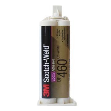 3M 环氧树脂结构胶,DP460NS,米白色,50ml/支