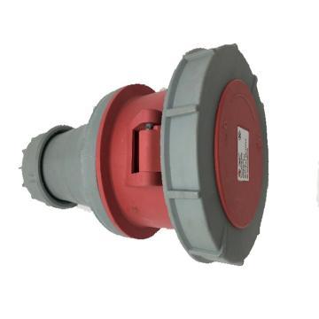 德力西 DEP2-2352 IP67 63A 5芯 415V工业用连接器,DHADEP22352R