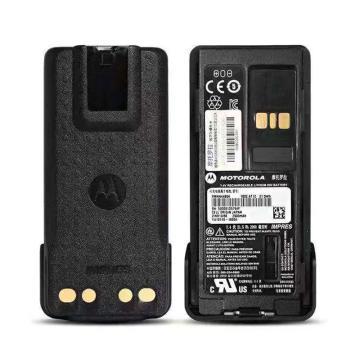 摩托罗拉 防爆锂电池,PMNN4489(替代已停产NNTN8129) IP68 2900mAH 适用于GP328D+ GP338D+防爆机
