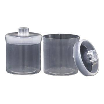 西域推荐 PP称重瓶 PWB50片 1袋(12个) C3-531-02