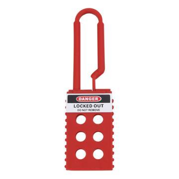 博士 六孔绝缘搭扣,45.5×157×7(内厚)cm,锁孔直径9mm