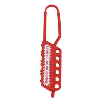 博士 六孔绝缘搭扣,41.5×193×6.5(内厚)cm,锁孔直径9mm