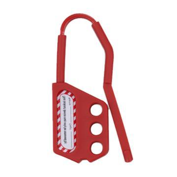 博士 三孔绝缘搭扣,40×115×6.5(内厚)cm,锁孔直径9mm
