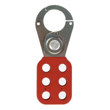 博士 安全钢制搭扣,夹钳内径25mm,钳钩直径6mm,锁孔直径10.5mm