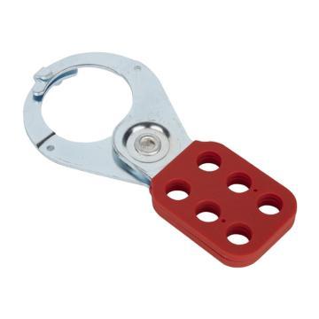 博士 防撬安全钢制搭扣,夹钳内径38mm,钳钩直径8mm,锁孔直径10.5mm