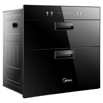 美的(Midea) 家用嵌入式消毒柜,MXV-ZLP-Q9011-GO 臭氧消毒 紫外線殺菌烘干 單位:臺