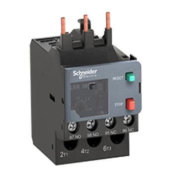 施耐德Schneider TVR系列热继电器,0.16-0.25A,LRR02N