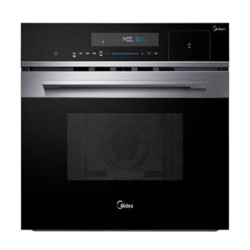 美的(Midea) 家用蒸烤箱,TQN36FQL-SS 麒麟系列嵌入式蒸箱烤箱 蒸烤一體機 單位:臺