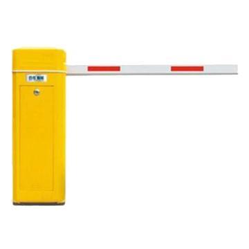 百勝 道閘機(標配兩個遙控器),閘桿長5米,3063中黃道閘X