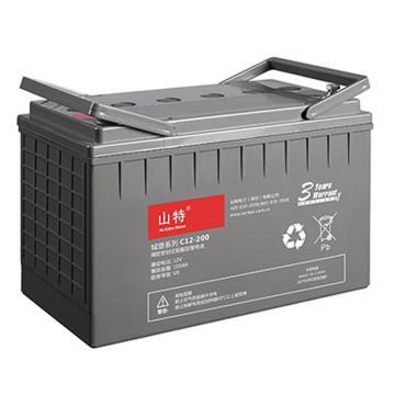 山特 12V,120AH,蓄电池,C12-120