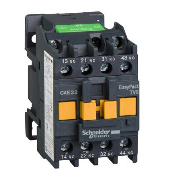 施耐德电气Schneider Electric 控制继电器 DH3 4NO COIL 110V,CAR40F5N