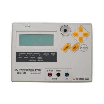 日本万用 绝缘诊断装置,MSEI-200C