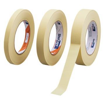 西域推薦 耐高溫遮蔽膠帶 CP905 18mm 1卷 1-6529-12