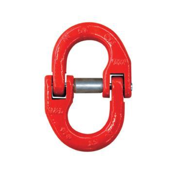 巨力 G80美式链条卸扣,额定载荷(T):3.15,适用链条直径10mmG80美式链条卸扣