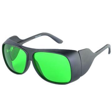 邦士度 激光防护眼镜,墨绿色,1064nm,BJ001