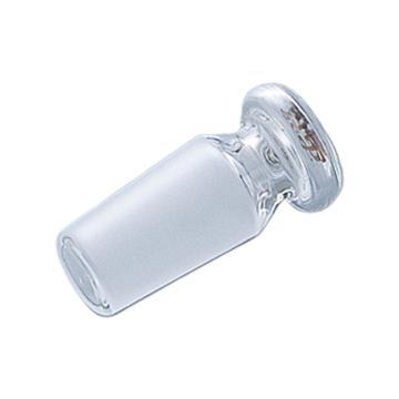 西域推荐 三角烧瓶平塞 0641-01-10 1个 1-4355-01