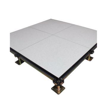 8113820城铭防静电地板,PVC耐磨 20×600×600mm 单位:平方米