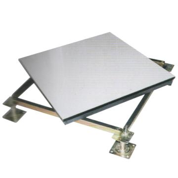 8113820城铭陶瓷面防静电地板,600×600×40mm 单位:平方米