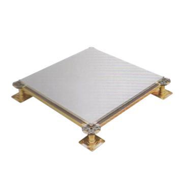 8113820城铭防静电地板,三聚氰胺HPL HRT-102 厚1.2 600×600×35mm 单位:平方米