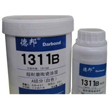 德邦 超耐磨陶瓷涂层,1311,1KG/套
