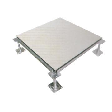 8113820城铭陶瓷防静电地板,钢架 600×600×40mm 单位:块