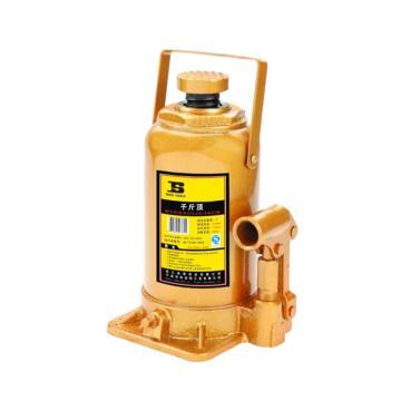 波斯BOSI 立式油壓千斤頂,20T,BS525120