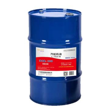 德聯 汽輪機油,46A級,200L/桶