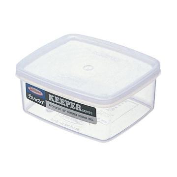 西域推荐 密封容器(PP制)B-322 N 1个 1-3853-04