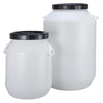 西域推荐 立式圆桶 30L 白色 CC-5428-02