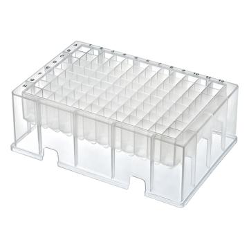 西域推荐 深孔板 7631-00 1盒(5个/袋×10袋) 3-9109-01